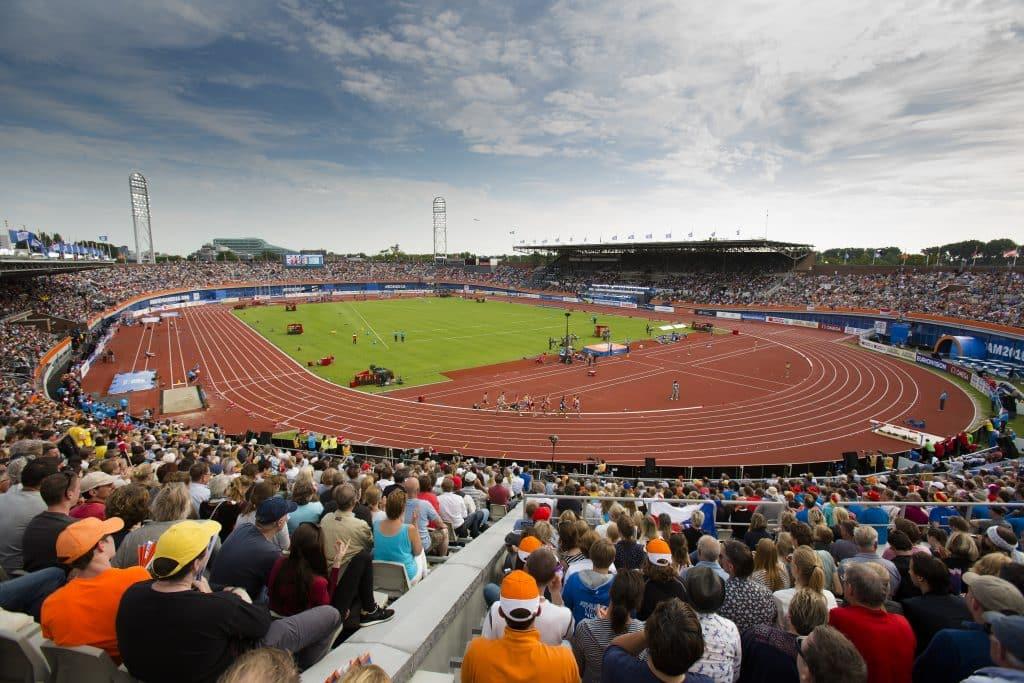 Olympisch Stadion EK athletiek