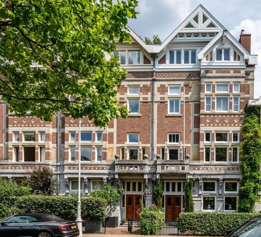 Droomhuis Johannes Vermeerstraat