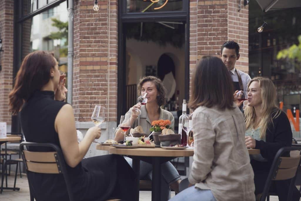 de wijnkaart
