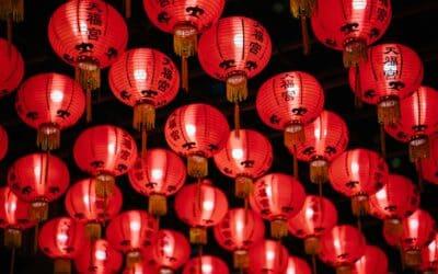 CHINEES NIEUWJAAR IN AMSTERDAM-ZUID