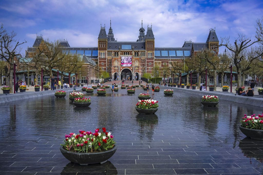 John Lewis Marshall en Daniël Marshall voor Tulp Festival Amsterdam