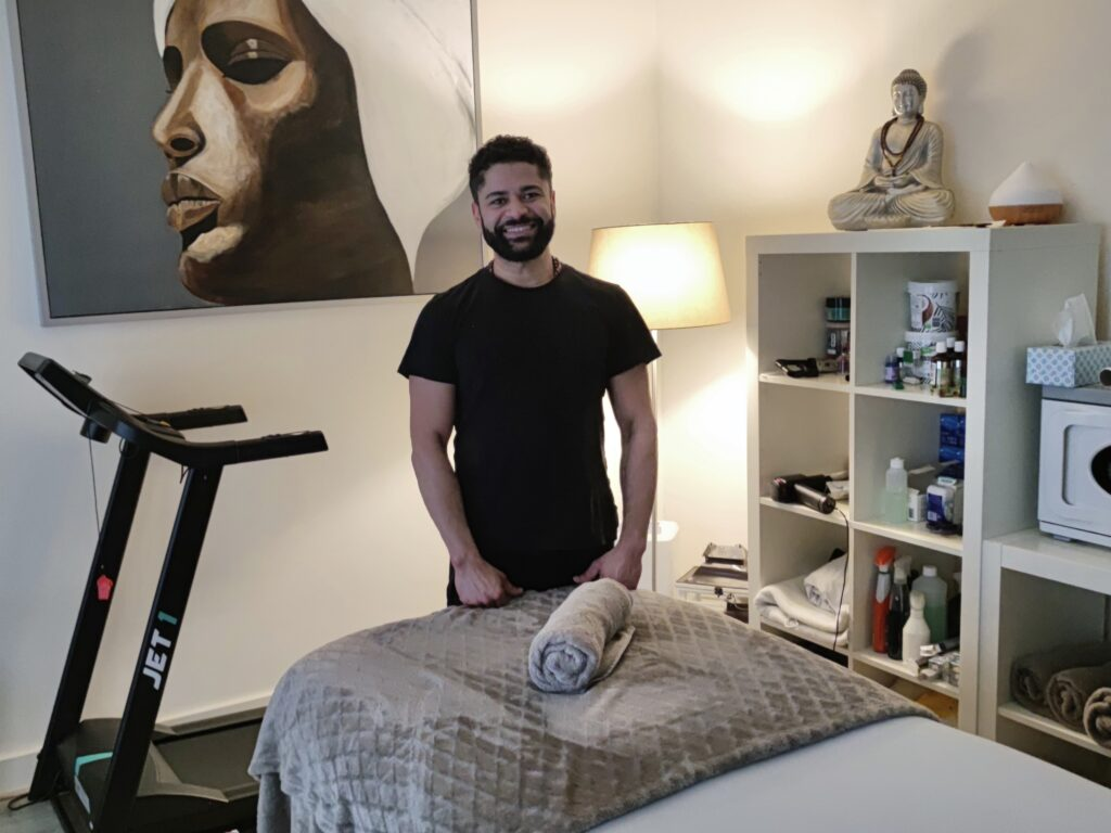Salomao Junior Massage
