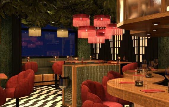 Sushi Club Amsterdam via Horeca Crowdfunding