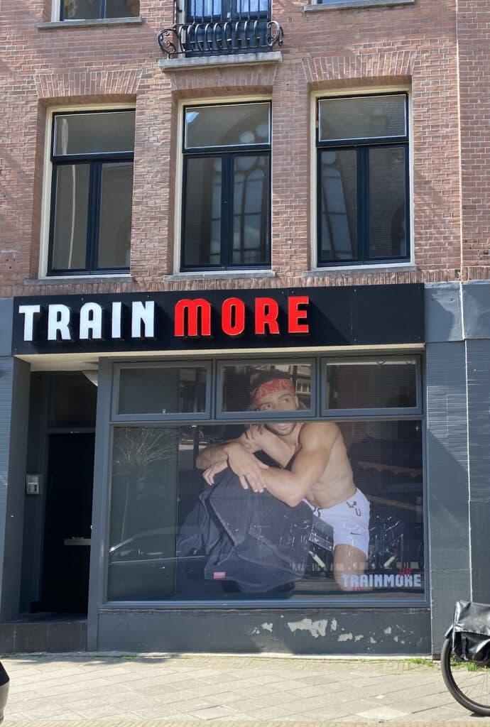 Train More De Pijp