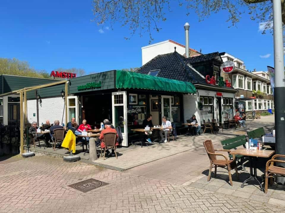 Café Anno 1980