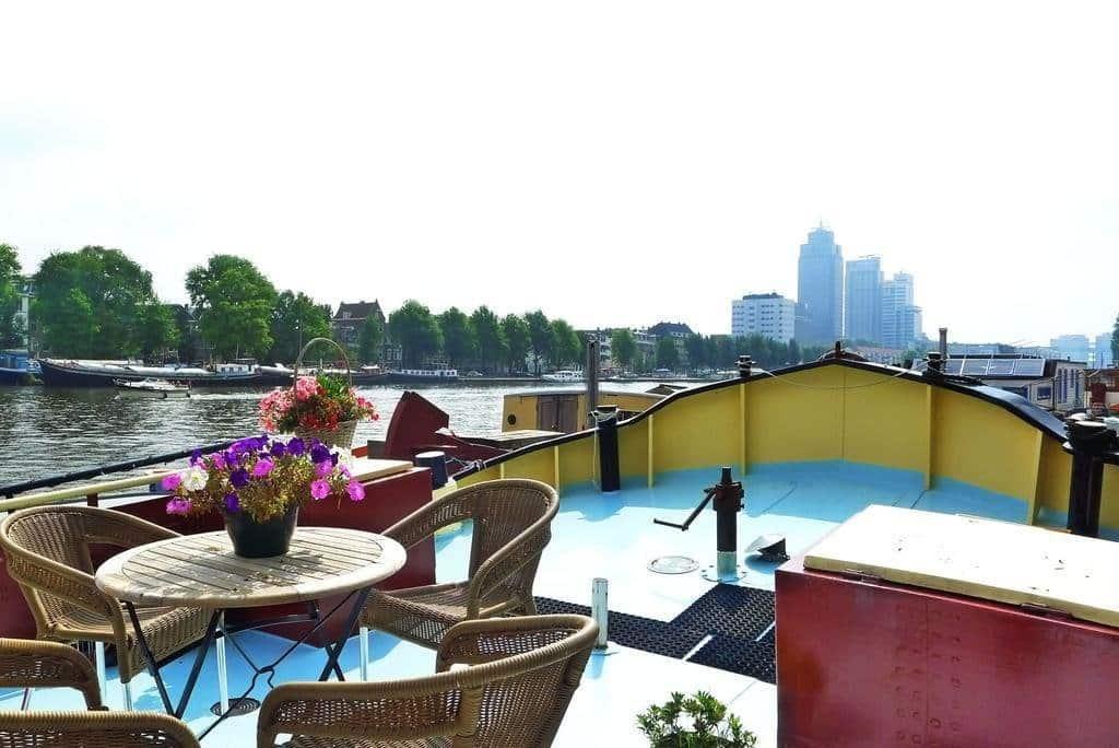 Hotelboat Amsterdam