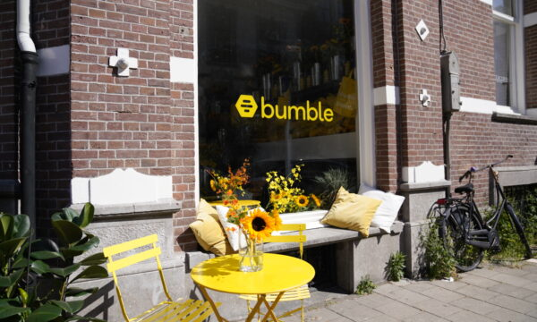 TIME TO MAKE YOUR MOVE: BUMBLE X TASSIE WANDELTOCHT