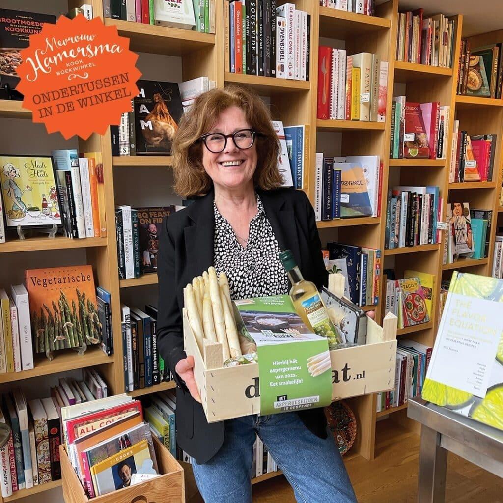 Mevrouw Hamersma Kookboekwinkel